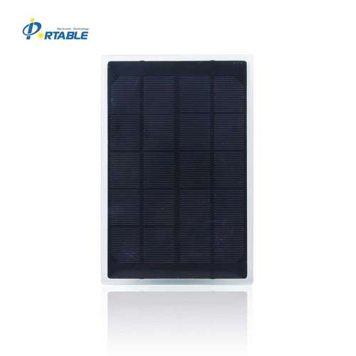 3.5W Monocrystalline PET Solar Panel