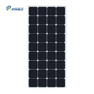 120W SUNPOWER Flexible Solar Panel