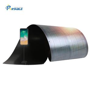 80W CIGS integrated laminated flexible solar panel