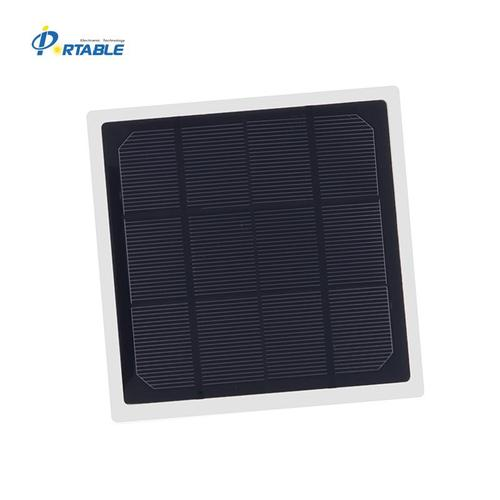 3W Monocrystalline PET Solar Panel
