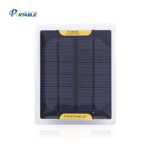 1.8W Monocrystalline PET Solar Panel