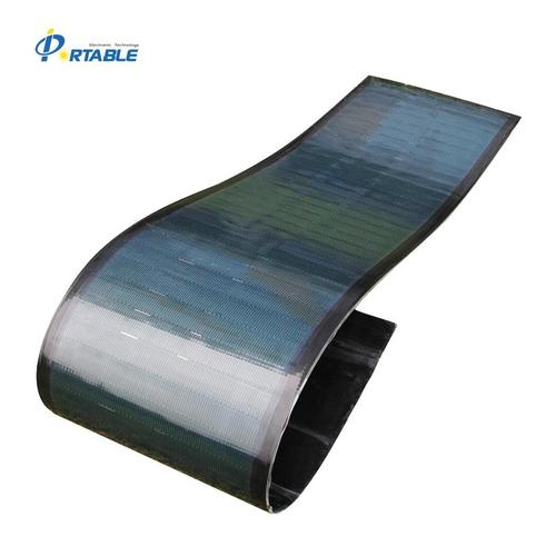70W CIGS integrated laminated flexible solar panel