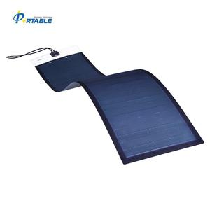 60W CIGS integrated laminated flexible solar panel