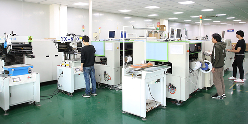 Product Production Room