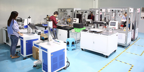 Product Processing Room