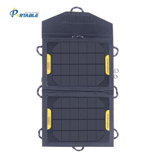 3.6W Single Crystal Solar Folding Bag